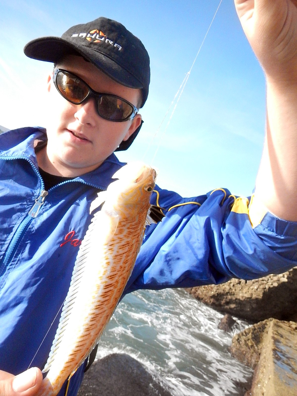 Rockfishing biarritz