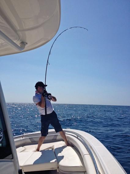 OTF: pêche au lancer sur chasse de thonidés
